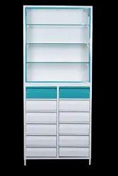Medicine Display Rack