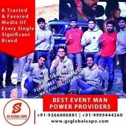 Best Event Man Power Providers, Delhi