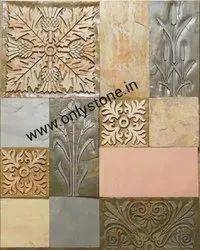 Natural Stone Engravers Tile
