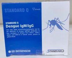 SD Biosensor Dengue IgM IgG Test Kit