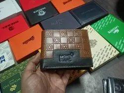 original Leather Black Men Wallet, 2