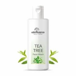 Herbal Tea Tree Face Wash, Age Group: Adults, Packaging Size: 200g