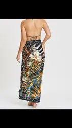 Hastkala beach summer sarong for women swimwear cover ups
