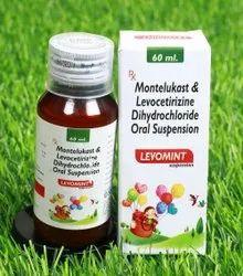 LEVOMINT ( Levocetrizine & Montelukast Suspension)
