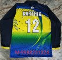 Customised Cricket Jersey