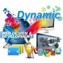 Html5/css Dynamic Website Designing Services, With 24*7 Support