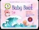 BABY BOAT Baby Diapers 5 Pcs Pack