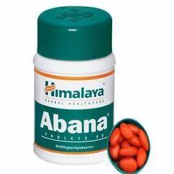 Himalaya Herbals Abana 60 Tablets