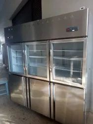 AE Stainless Steel Combination Cooler, For Industrial, Dimension: 900x514x870 mm