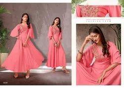 Heavy Designer Long Anarkali Suits