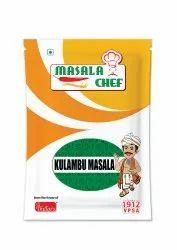 Kulambhu Milagai Thool 500g Kulambu Chilly Masala Powder, Packaging Type: Packet