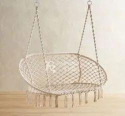 cotton Macrame Swings & hammock, For Home