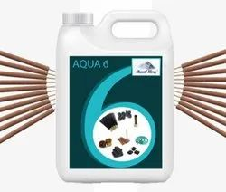 Aqua 6 For Faster Drying And Curing Of Agarbatti
