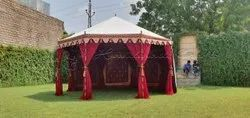Indian Garden Pavilion Tent For Parties And Wedding