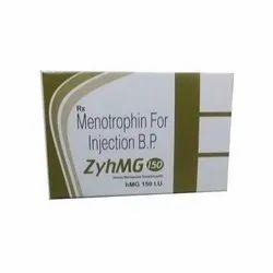 Zyhmg 150 HP (Menotrophin)