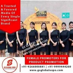 Female Promoters for Product Promotion, For Advertisement, Delhi Ncr