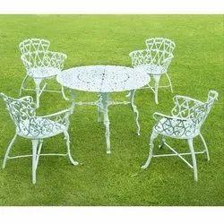 Cast Aliminium Aluminium Chair, For Outdoor