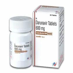Danavir 600 Mg Tablets