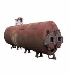 Oil Fired Industrial Cast Iron Boiler