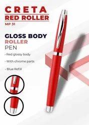 Creta Red Roller Pen