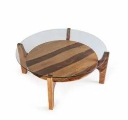 hyconindia 22 Inch Height Centred Table
