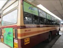 Transit Advertising Full Bus Branding, For Outdoor Advertising, in Tamil Nadu