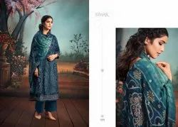 Ladies Designer Printed Salwar Suit