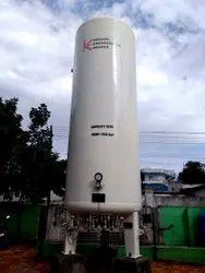Vacuum Insulated Cryogenic Storage Tanks