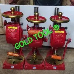Gold Tool Ball Making Drill Machine