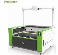 Baba CMA 1610 X-TA Projector Based Laser and Engraving Machine