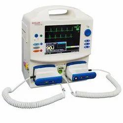 Schiller Defigard 400 Defibrillator