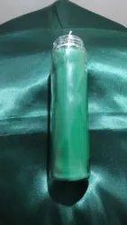 White Cylindrical Vigil candles