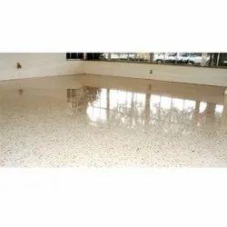 Glossy Terrazzo Flooring