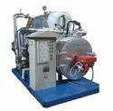 Oil & Gas Fired 500 kg/hr Horizontal Steam Boiler