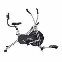 Air Bike With Back Support & Twister