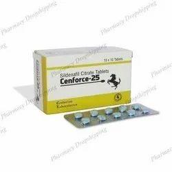 Cenforce 25 Mg Tablets