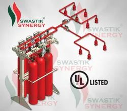 Synergy - Carbon Dioxide Extinguishing System - Ul Listed