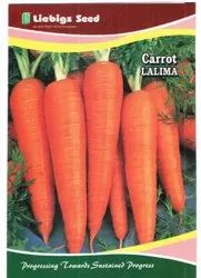 Lalima Carrot Seeds, Packaging Type: Paper Box, Packaging Size: 100 G