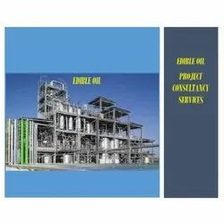 Offline Industrial Edible oil Project Consultancy Services, Pan India
