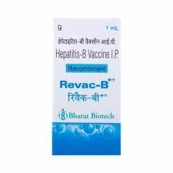 Revac-B Plus Hepatitis B Vaccine IP, 1ml, Prescription