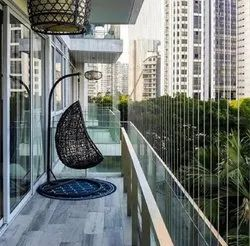 Stainless Steel Invisible Balcony Grill