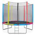 Toy Park 6ft. Rainbow Trampoline (PI 568)