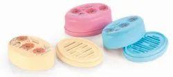 plastic printed soap case