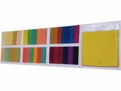 Silk Jacquard Fabric