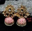 meenakari earring