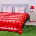 Multicolor Cotton Shibori Tie Dye Printed Bed Sheet Expoters