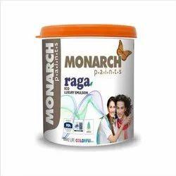 Monarch Raga Eco Luxury Emulsion Paints 4 ltr