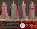 Ladies Silk Designer Embroidery Salwar Suit