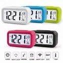 Backlight Digital LCD Alarm Clock