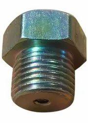Mild Steel 1/2 BSP Plug Bolt, For Automobiles